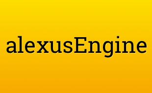 alexusEngine CMS (2013-14)